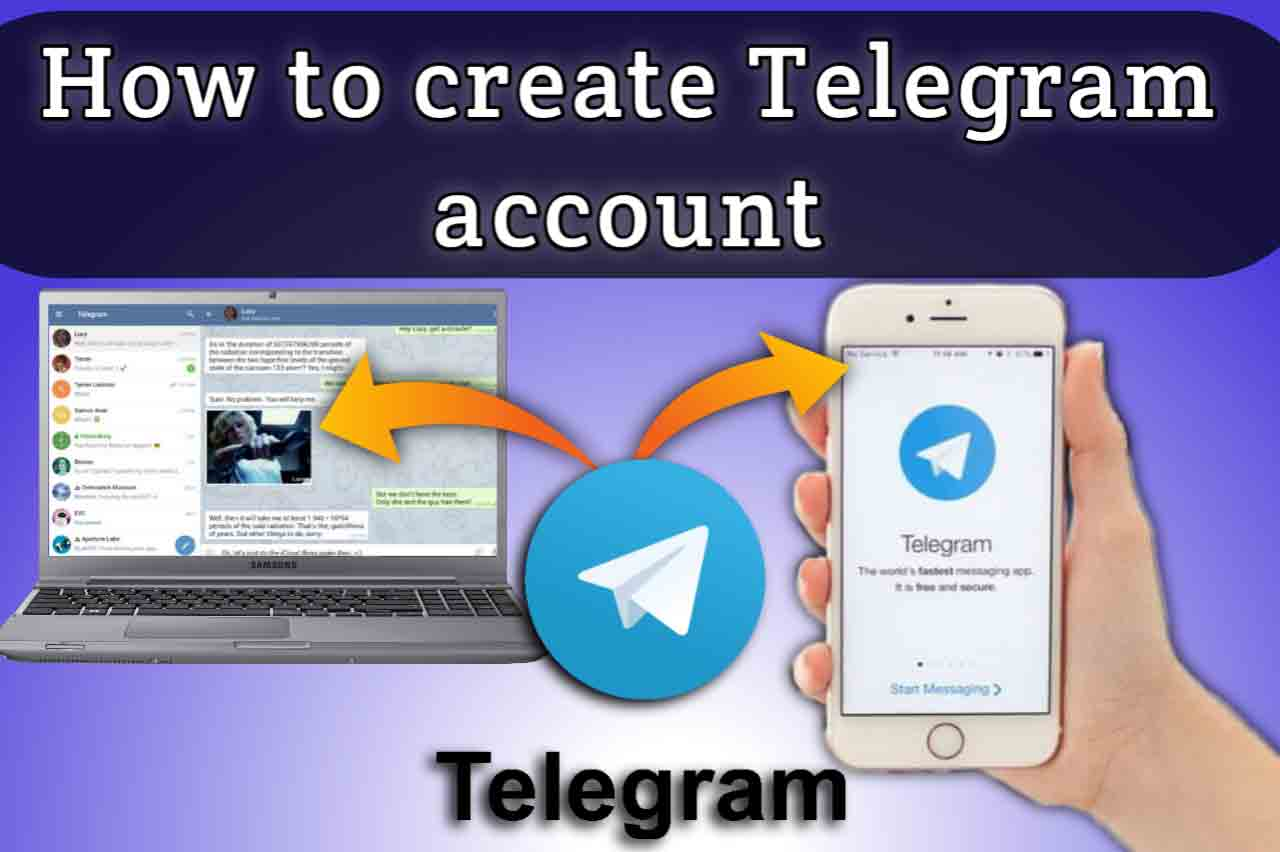 How to create telegram account Step By Step TechSpy