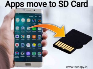 How to move apps to SD card on Android TechSpy