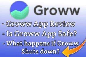 Groww Mutual fund App Review Is Groww app safe groww app shuts down TechSpy Groww app download TechSpy
