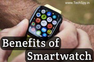 benefits of a smartwatch TechSpy