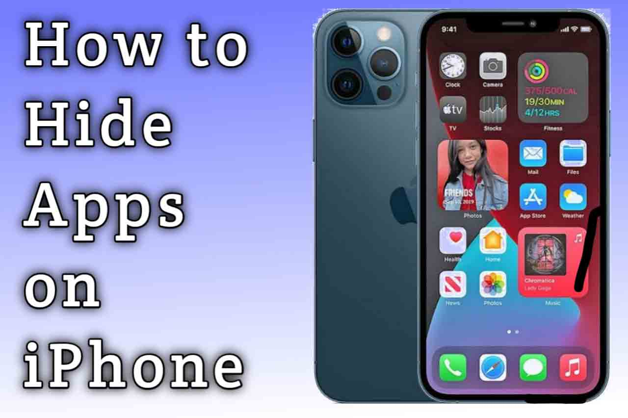 How do I hide apps on my iPhone home screen?, Can you hide apps on iPhone?, how to hide apps on iphone 2021, how to hide apps in iphone ios 14, how to hide folders on iphone ios 14